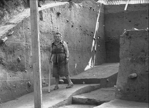 Hanni Schwab, l'ancienne archéologue cantonale, est à l'origine des fouilles sur le Mont Vully