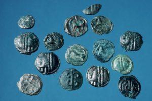 Monnaies celtiques